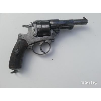 Revolver Napoléon 3 1873 Manufacture d'Armes de St Etienne