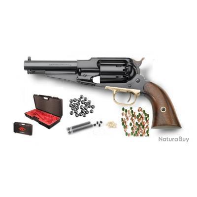 PACK REVOLVER PIETTA 1858 REMINGTON SHERIFF CALIBRE 44-RGASH44