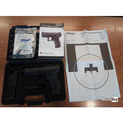 Walther PPQ Navy  9x19