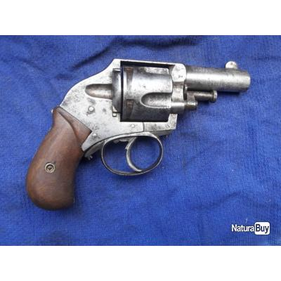 Bulldog calibre 450 Émile Warnant