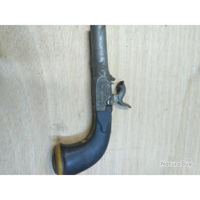 Mini Pistolet à capsule XIXème
