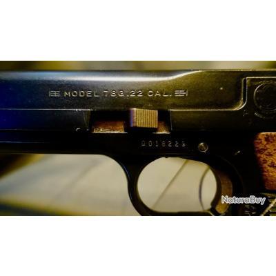Magnifique Smith & Wesson cal 22 (5,5 en Co2) - extrêmement rare sur le marché.