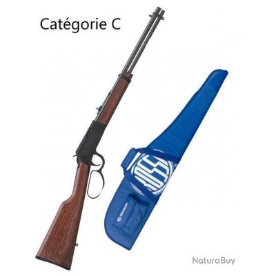 Carabine à Levier Rossi Rio Bravo Bois 22LR + Fourreau Rossi OFFERT - DESTOCK'EXPRESS