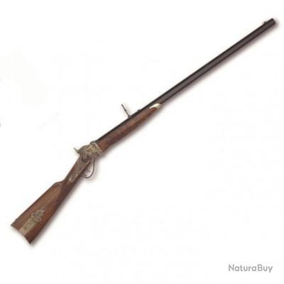 "Carabine historique Davide Pedersoli sharps 1874 ""Q"" down under sporting sharps - 45-70 gov"