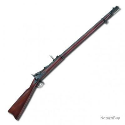 Carabine historique Davide Pedersoli springfield tradoor riggle à cartouche métallique - Cal. 45-70