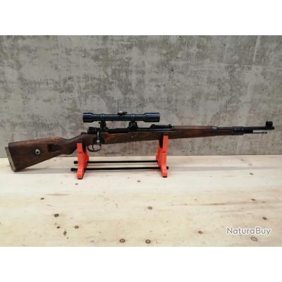 Mauser TE K98 à tourelles hautes