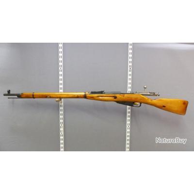 Carabine Mosin Nagant 91/30 ; 7,62x54 R  (1€ sans réserve)