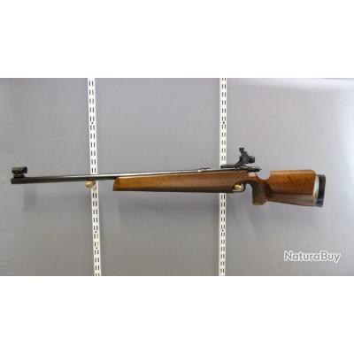 Carabine Anschütz Match 54 ; 22 lr  (1€ sans réserve)