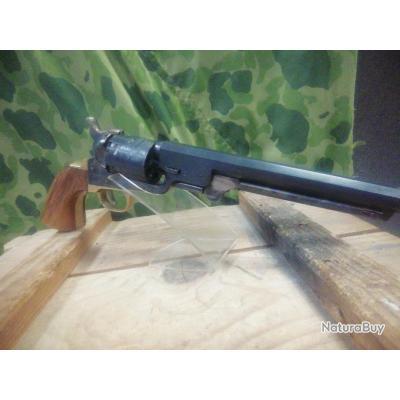 Revolver Navy 1851,cal 36,enchères à 1 euro sans prix de réserve