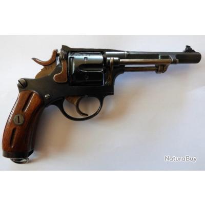 Revolver d'ordonnance Suisse modèle 1882