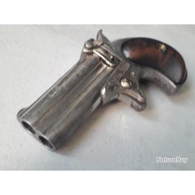 Type derringer  fabrication espagnol