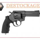 Rev Alfa-Proj 4'' - Cal. 38 SP Bronzé DESTOCKAGE