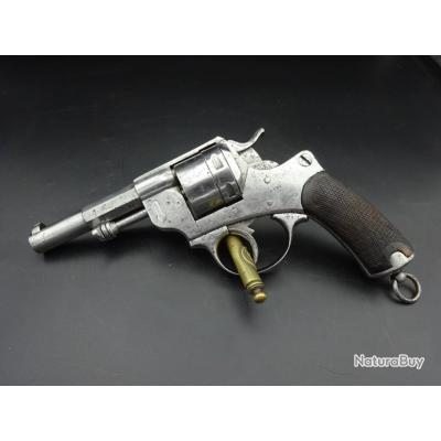 Original revolver d'ordonnance 1873 de Marine