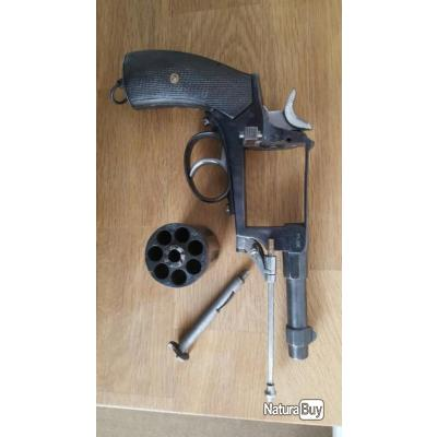 REVOLVER 8MM ELG 7 COUPS