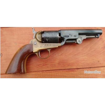 Revolver poudre noire pietta navy modèle 1851 calibre 36