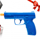 Pack Pistolet type NERF Rekt opsix + 6 fléchettes