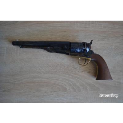 Reproduction poudre noire Revolver Colt Army 1860