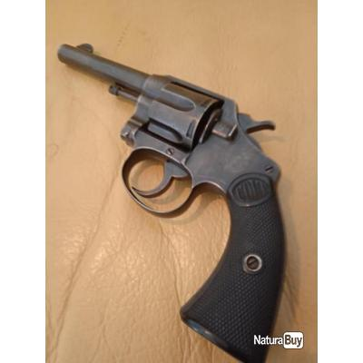 Colt 38 New police cal 38 smith et wesson tardif positive.