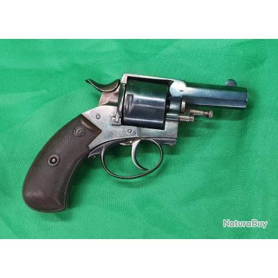 Revolver Verney-Carron. fin 19e