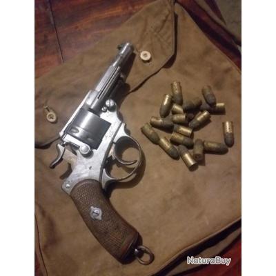 Revolver d'ordonnance modele 1873