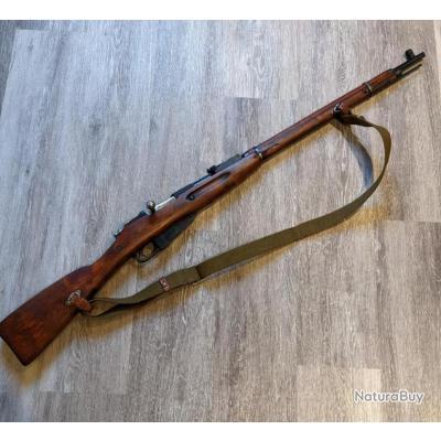 Mosin nagant 1891/30, canon Ex-Dragoon