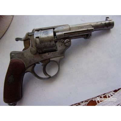 Rare revolver 1873 terre modifié pour la marine