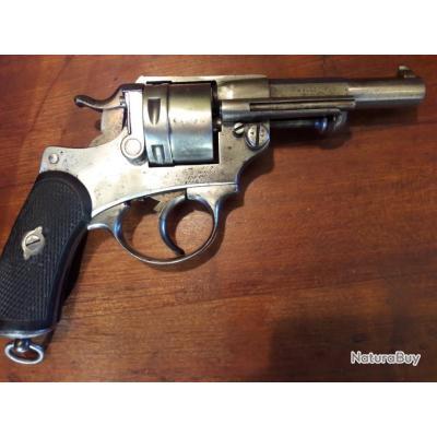 Revolver 73 monomatricule 1893.
