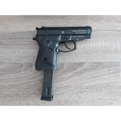 ZORAKI 914 AUTO BLACK 9mm PAK NEUF + CERTIFICAT CATEGORIE D