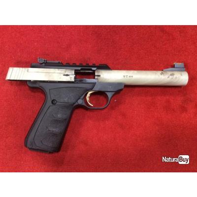 Browning buck Mark Plus Atacs cal 22lr