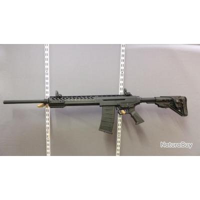 NEUF // Fusil Rép manuelle Hunt Group MH TS (10 coups) ; 12/76 bille acier (1€ sans réserve) (3)