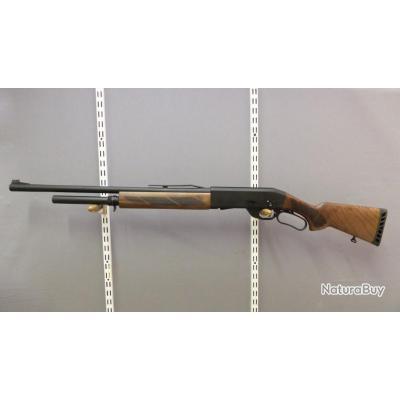 NEUF // Fusil à levier sous-garde Hunt Group Arms L12-03 ; 12/76 bille acier (1€ sans réserve)2
