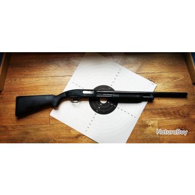 Fusil à pompe Mossberg Maverick 88 calibre 12/76 CATEGORIE C