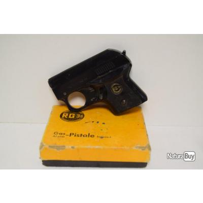 Pistolet d'alarme Rohm RG3s