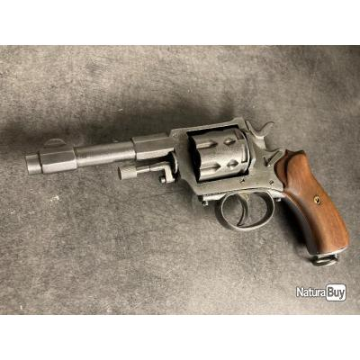 Revolver 8mm92 , 7coups