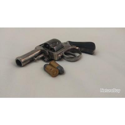 Rare revolver type Bulldog en calibre 11mm73