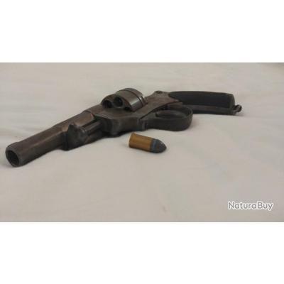 Revolver Chamelot-Delvigne modèle 1873