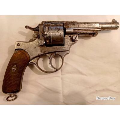 Revolver d'ordonnance Français modèle 1873 (Chamelot - Delvigne)