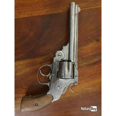 Revolver type smith & wesson - 44 Russian