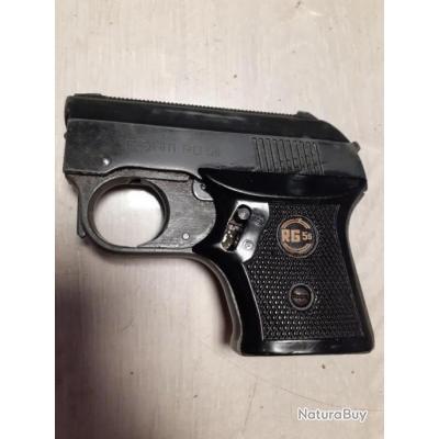 Pistolet d alarme rohm rg 5s