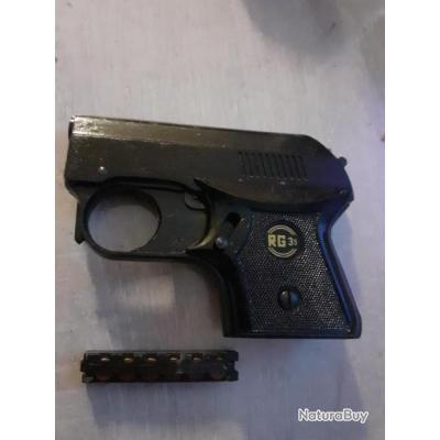 Pistolet de alarme rohm rg 3s