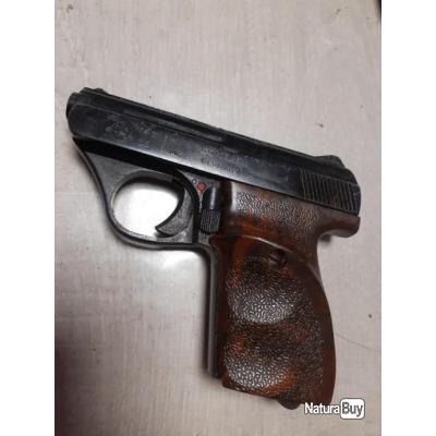 Pistolet d alarme 8mm combat