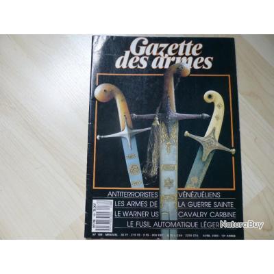 une revue gazette des armes numéro 188