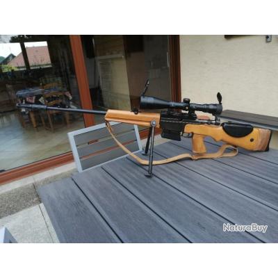 mas 36 51 calibre 7 08 modifié en frf1.    vente en   en pièce détachées    faire offre directe