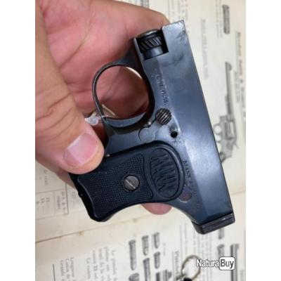 pistolet MANN