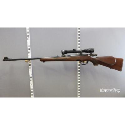 Carabine Steyr Mannlicher Mod SL ; 222 Rem (1€ sans réserve)