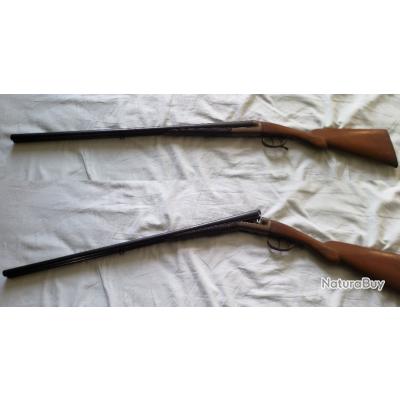 Fusil Manufrance Ideal calibre 24/65