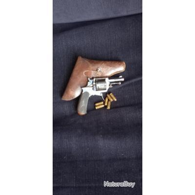 Gros Revolver 7.65 catD