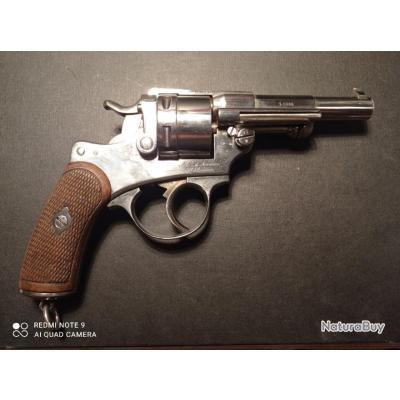 Splendide revolver 1873 de marine proche du neuf
