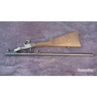 Superbe fusil de braconnier